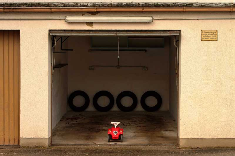 Garagenentrümpelung Nürnberg